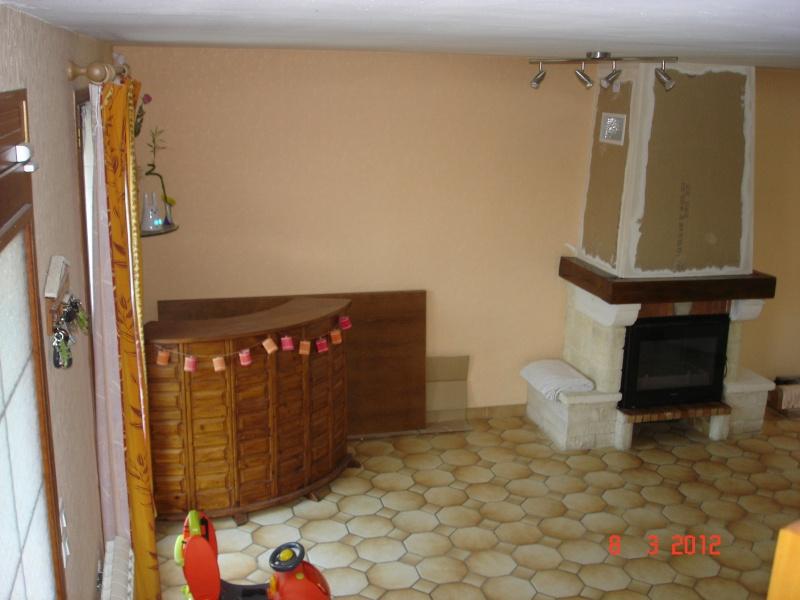 D co peinture entree couloir peindre couloir deux for Peindre toilettes deux couleurs