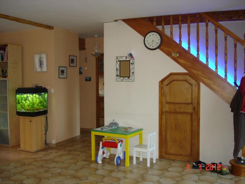 salon salle manger peinture 2 couleurs. Black Bedroom Furniture Sets. Home Design Ideas