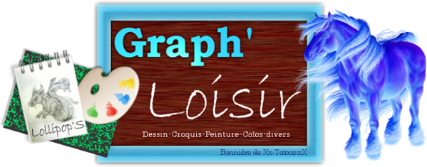 Forum dessin: Graph'loisir