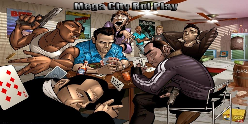 Mega City RP