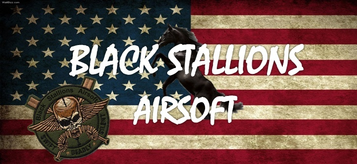 Black Stallions Airsoft Valencia