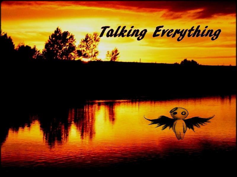 Talking Everything