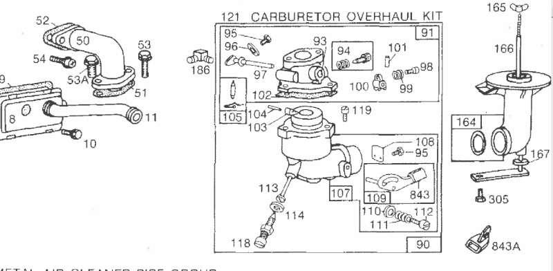 Carburetor Linkage For Briggs And Stratton Engine Diagram in addition Honda Lawnmower Engine Diagram For Troy Bilt further Ezgo Carburetor Diagram furthermore Yard Machine Drive Belt Numbers besides Scott S Lawn Mower Wiring Diagram. on ubbthreads