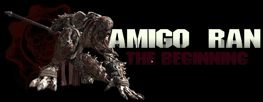 AMIGO RAN