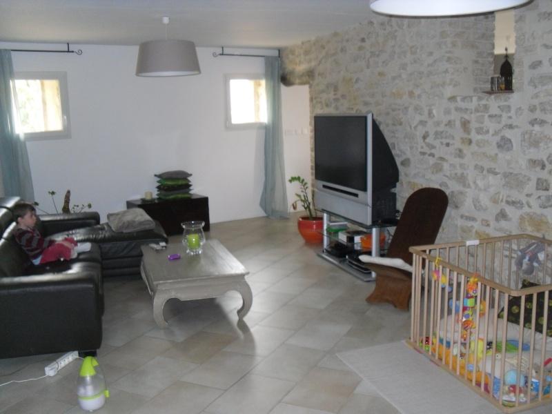 quel bleu choisir pour un salon salle manger avec murs en pierre apparente help. Black Bedroom Furniture Sets. Home Design Ideas