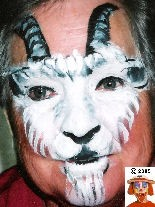 1000 images about face painting on pinterest goats