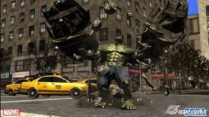 الأن اللعبة الخطيرة incrediable hulk لل pc