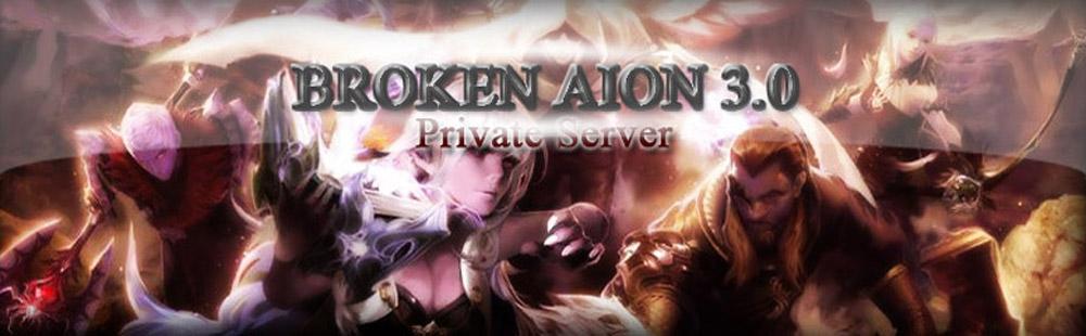 Broken Aion 3.0
