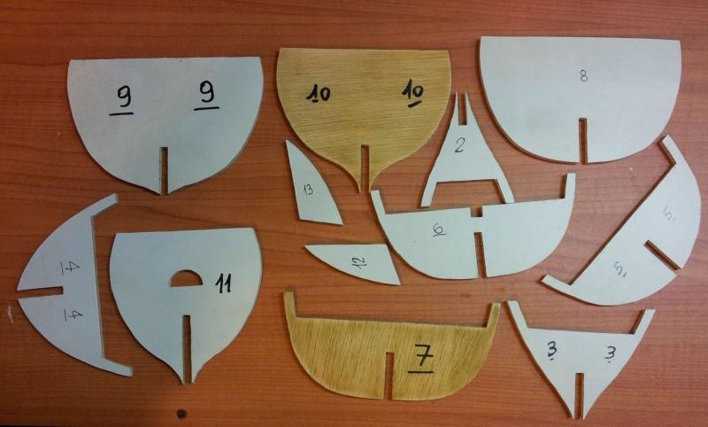 Caravella pinta nazacri for Proiettato in piani porticato gratis